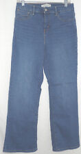"LEVIS sz 8S WOMENS ""PERFECTLY SLIMMING BOOT CUT 512"" BLUE JEANS 28""x29""  #366-3"