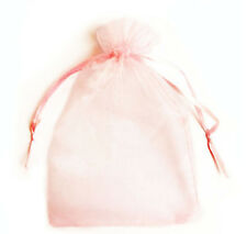 100Pc 3x4 4x6 5x7 set Organza Party Potluck Packing Wedding Favor Candy Gift Bag