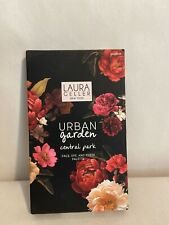 Laura Geller Urban Garden Central Park Face Eye & Cheek PaletteNEW In Box