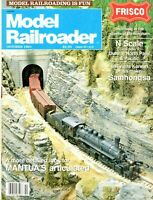 Model Railroader Magazine - October 1991