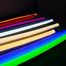 Diode LED NEON Blaze 24V Linear LED Light Side Emitting 2.4W/ft Purple 32.8ft