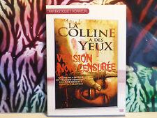 DVD d'occasion en excellent état : LA COLLINE A DES YEUX - VERSION NON CENSUREE