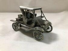 1/43 scale Pewter model Danbury Mint 1909 Ford Model T