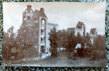 RPPC The Cloisters in Letchworth Hertfordshire, England Unposted Divided Back