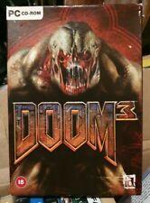 Doom 3: Resurrection of Evil PC Game European Version EXCELLENT Condition