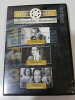 JOYAS DEL CINE TRIANGULOS AMOR DVD 39 SIEMPRE EVA - SANGRE Y ARENA - EL BIGAMO