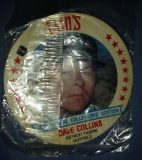1986 Cain's Snack Time Detroit Tigers Discs Dave Collins Collectors Edition