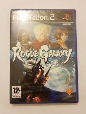 ROGUE GALAXY Playstation 2 (Ps2) pal España NUEVO y SELLADO de fabrica