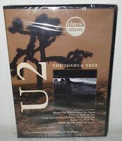 DVD U2 - JOSHUA TREE - NUOVO NEW