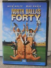 North Dallas Forty (DVD 2001) RARE 1979 NICK NOLTE SPORT COMEDY