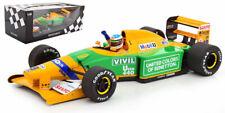 Minichamps Benetton B192 1st Win Belgium GP 1992 - Michael Schumacher 1/18 Scale