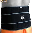 RDX Lumbar Lower Back Support Belt Brace Pain Relief Weight Lifting Neoprene AU