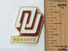 Vintage Oklahoma Sooners Enamel Pin