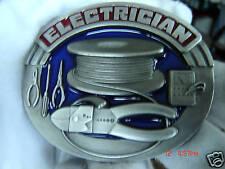 Electrician boucle de ceinture prise électrique câblage câble.