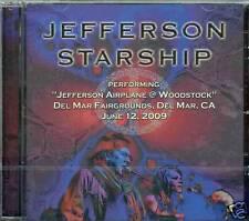 JEFFERSON STARSHIP Live at Del Mar Fairgrounds, CA 2009 | mit Tom Constanten