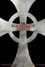 The Boondock Saints (2-Disc DVD Set, Unrated & Special Features Edition)