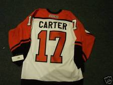 Jeff Carter Signed 2010 Stanley Cup Flyers Jersey