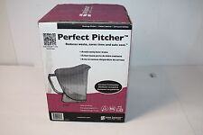 San Jamar 60 oz. Perfect Pitcher - Ppp60 New In Box