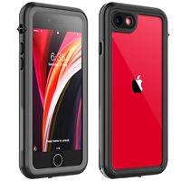 Waterproof For iPhone SE Case 2020 Shockproof Screen Protector iphone 7 plus 8