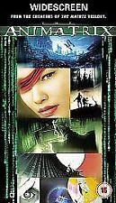 Sci-Fi 15 Certificate VHS Films