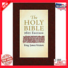 The Holy Bible King James Version 1611 Edition Complete with the Apocrypha ,.