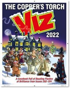 Viz Annual 2022: The Copper's Torch: A casebook of dazzling flashes of brillianc