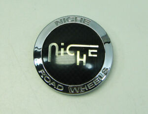 Niche Road Wheels Center Cap Cover Chrome TDK-070228A 1001-19