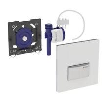 Geberit Sigma50 Urinalsteuerung pneumatische Spülauslösung Betätigungsplatte  11