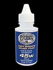 PIT BULL PBX SHOCK FLUID 45W for RC Crawlers Axial SCX10 Wraith PX45WRC