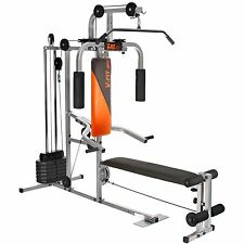 V-Fit Herculean LGF-2 Lay Flat Home Gym