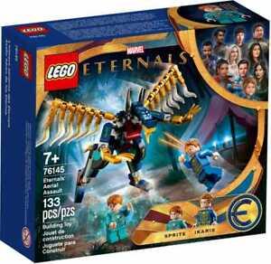LEGO 76145 Marvel Eternals' Aerial Assault