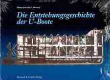 Die Entstehungsgeschichte der U-Boote - Lawrenz - NEU & OVP