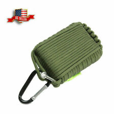 29 in 1 Emergency Kit Outdoor Camping Tactical Survival 550 EDC Gear Tool Bags