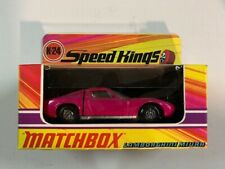 Coche miniatura Matchbox Speed Kings K-24 Lamborghini Miura