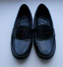 Croft & Barrow Men's Leather Dress Shoes Color Black Size 10 M