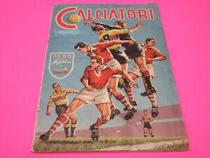 Album figurine CALCIATORI 1958 / 1959 LAMPO COMPLETO