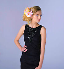 NWT ~ Bariano Jewel Cut Out Black Dress ~ rrp $ 189.95