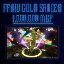 FFXIV 1 MILLION MGP - GOLD SAUCER - FINAL FANTASY XIV - PC ONLY