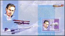 Congo 2006 Imperf MNH MS, Aviation, Jean Mermoz, French aviator