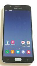 Samsung Galaxy J7 Star SM-J737T - 32GB - Silver- T-Mob locked-unpaid bills# DF4V