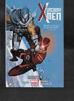 Uncanny X-Men Vol 2: Broken by Bendis & Bachalo (2014, TPB) Marvel Comics OOP