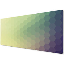 60 X 30cm Extra Large Xl Desk Mouse Pad Mat Gaming Green Purple Cool