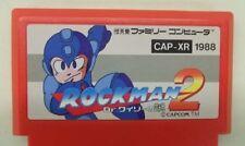 MEGAMAN 2 Rockman Nes Famicom Capcom Nintendo Game Cartridge NTSC-J Japan 1988's
