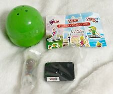 The Legend of Zelda Phantom Hourglass, Tetra Gachapon Figure with Stand & Ball