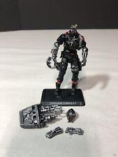 "3.75"" GI Joe Custom Damaged BAT Action Figure Lot #306"