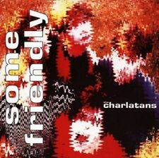 The Charlatans/some friendly * cd *