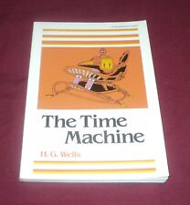 The Time Machine by H. G. Wells (1985, Paperback) A Pacemaker Classic
