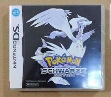 Pokémon: Schwarze Edition -- Pyramide Software (Nintendo DS, 2011, Keep Case)