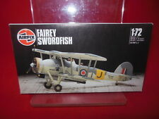 Airfix 1/72nd Scale FAIREY SWORDFISH Plastic Model Kit