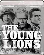 THE YOUNG LIONS DEAN MARTIN NEW SEALE TWILIGHT TIME 3000 LIMITED EDITION BLU-RAY